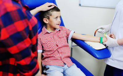 Exames laboratoriais mais comuns para crianças