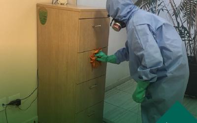 Sanitização do ambiente: o Biocenter está apto para melhor atende-lo