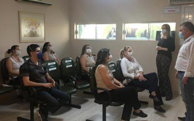 """Biocenter realiza palestra interna com o tema: """"As mudanças do laboratório exigidas pelo Covid-19"""""""
