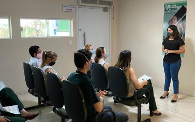 Biocenter realiza palestra com o tema: A importância da Comunicação