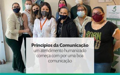 Princípios da Comunicação: um atendimento humanizado começa com por uma boa comunicação