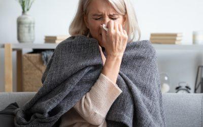 Você sabe as diferenças entre gripe e pneumonia?